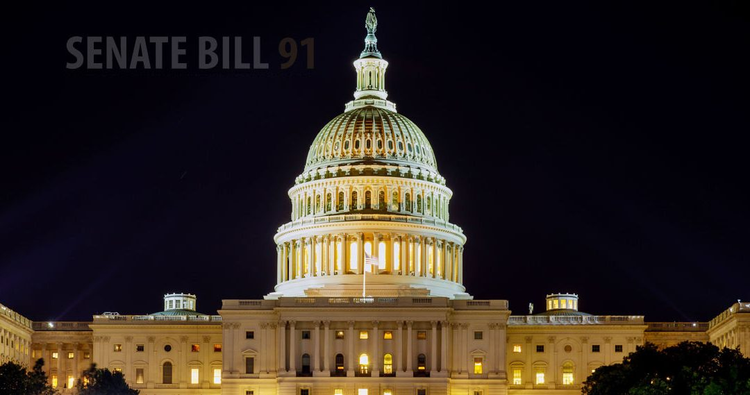 Senate Bill 91 and its Effect on Income Property Owners